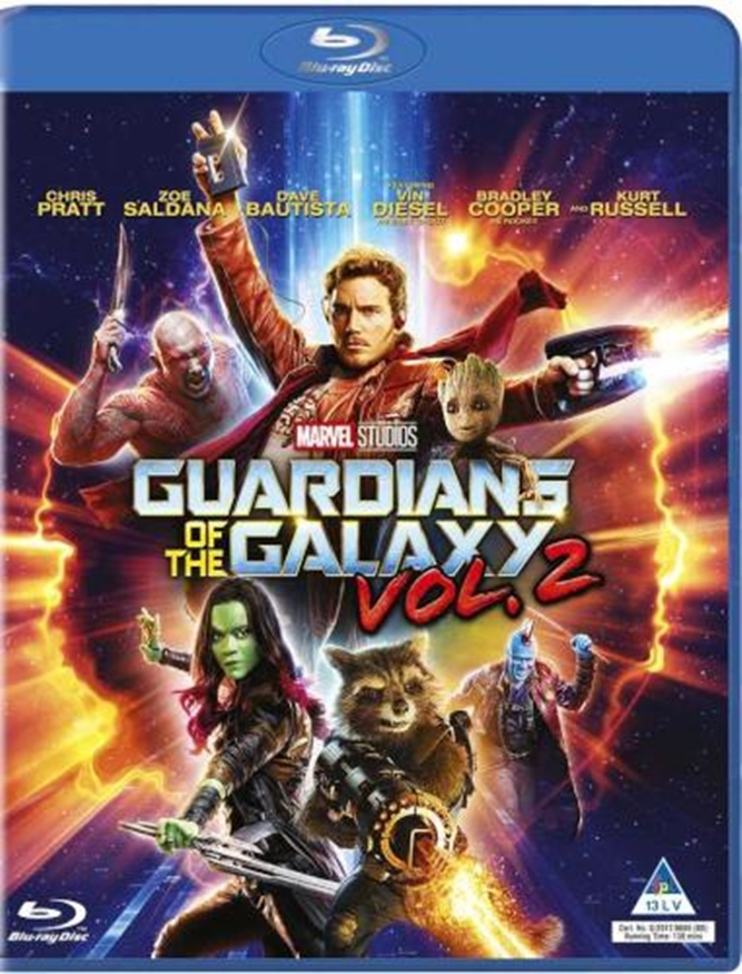 Guardians of the Galaxy Vol.2 - Chris Pratt