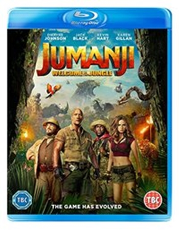 Jumanji 2 - Welcome To The Jungle - Dwayne Johnson