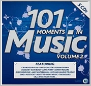 101 Moments in music Vol.2 - Various (5CD)
