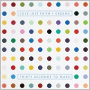 30 Seconds to Mars - Love Lust Faith and Dreams
