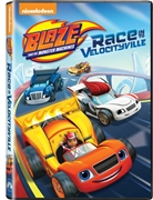 Blaze & the Monster Machines - Race Into Velocityville
