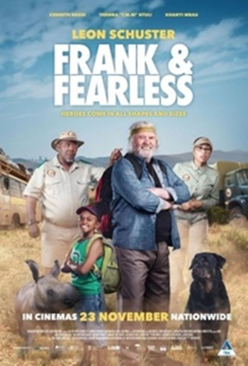 Frank & Fearless - Leon Schuster