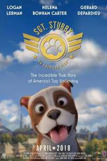 SGT. Stubby - An American Hero - Logan Lerman