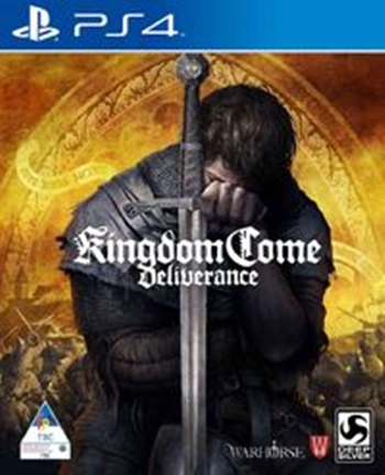 Kingdom Come - Deliverance - PS4