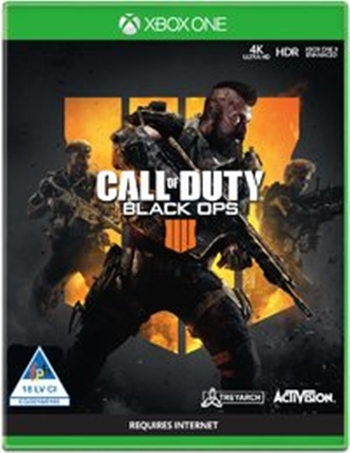 Call of Duty - Black Ops 4 - Xbox One