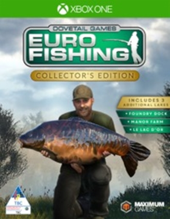 Euro Fishing Sim - Collector's Edition - Xbox One